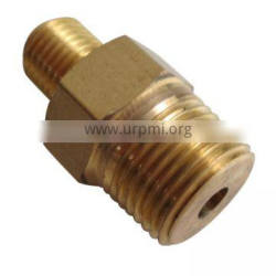 Marine engine spare parts K19 straight joint 3630619 male connector for turbocharger