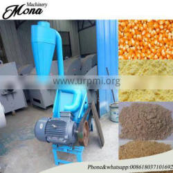 Diesel hammer mill for animal feed/maize grinding hammer mill price
