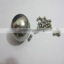 China polish and shiny stainless stell/ carbon steel ball for curtain,toy,bearing,bicycle in stock