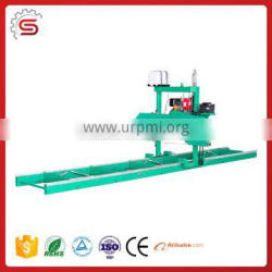 High quality band saw MJ620 Portable Horizontal Band Sawmill's for Diesel Engine
