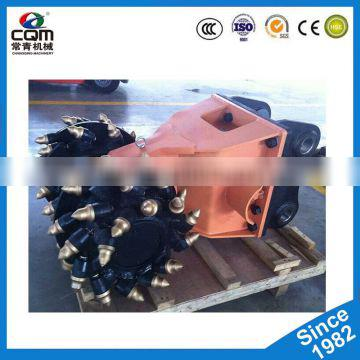 Best selling for hydraulic drum rotary cutter with high quality