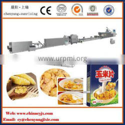 Breakfast Cereal Ring Production Machine