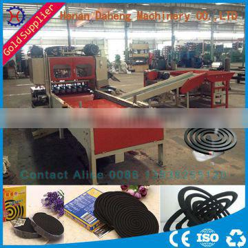 Easily Lgnited Paper Mosquito Coil Making Machine Mosquito Coil Production Machine