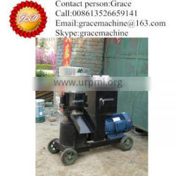 J&W-120A sawdust pellet/animal pellet machine/machine for to make the pellet in home