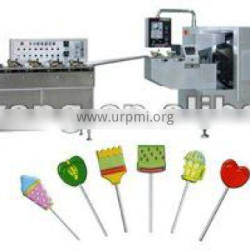 Irregular-shaped Lollipop forming and Packing Machine
