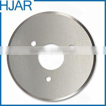 Circular Knife Blade For Cutting Paper Tissue