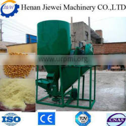 grain maize crusher and mixer