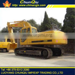 imported components YTO E220 luoyang excavator for sale