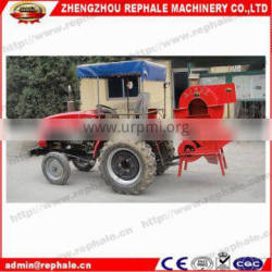 The multifunctional agricultural machine rice thresher