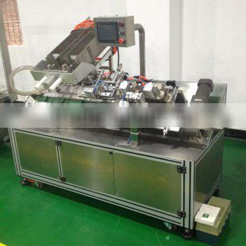 Disposable automatic face mask making machine