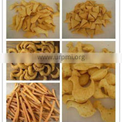 fried flour snack food making machine/processing line