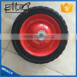 7 inch wheel barrow solid wheel