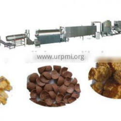 High capacity and high quality breakfast cereal/corn flakes snack food machine/ production line