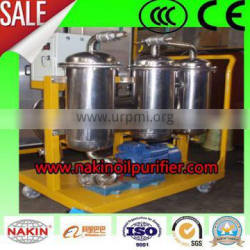 JL Portable oil purifier--easy to move and operation