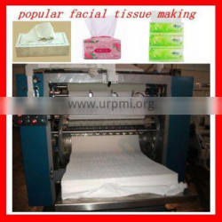 4Lines Facial Tissue Paper Maunfacture Machine/Tissue Paper Making Factory Price