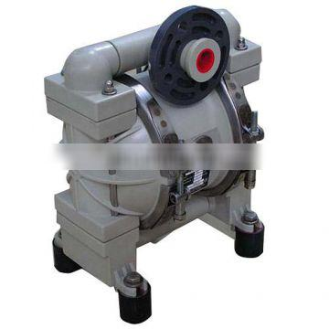2016 China alibaba new filler equipment cosmetic Pneumatic Double Diaphragm Pump
