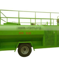 2016 China grass seeding machines for landscaping on slope