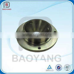 China manufacturer steel precision part 5 axis cnc milling