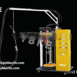 two component sealant coating machine two component sealant spreading machine