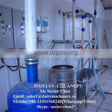 Glass Bottle Milking Parlor For Sale For Dairy Farm Milking