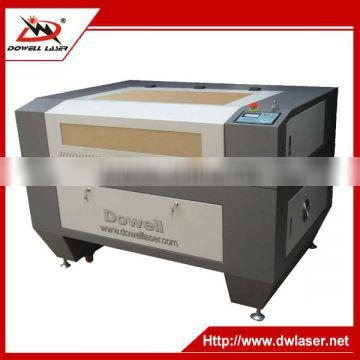 CNC Dowell CO2 laser engraving and cutting machine for advertisement model industry and non-metal materials