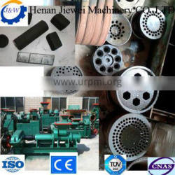 High Intensity energy coal machinery for extruding briquette