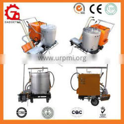 GD320 Hand push hot melt painting machine lines for roads