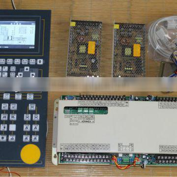 Techmation A62 control system for injection molding machine