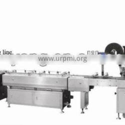 Full automatic feeding packing line