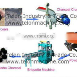 Charcoal Tablet Briquetting Machine