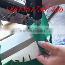 China supplier Bags making Four Claws automatic Nail Attaching Machine