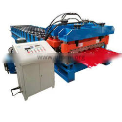 High Quality Roof Sheet Glazed Tiles Roll Forming Machine