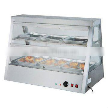 PK-JG-DH2X3 Fast Food Equipment for Supermarket Electric Display Showcase