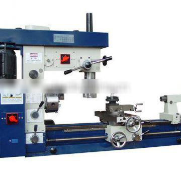 3 in 1 milling driling combo lathe milling drilling head lathe