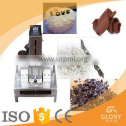 Hot sale Factory direct supply chocolate chip shaving slicing machine