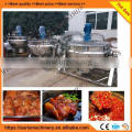 300 liter indian automatic cooking pot