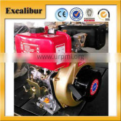 Excalibur Customized Air-cooled Single Cylinder 296cc Diesel engine