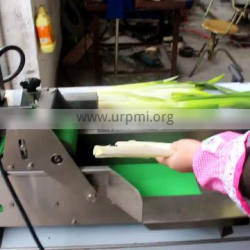 Electric cabbage slice cutter lettuce leafy vegetable cutting machine