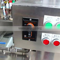 Low price fruit and vegetable washing machine fruit cleaning machine