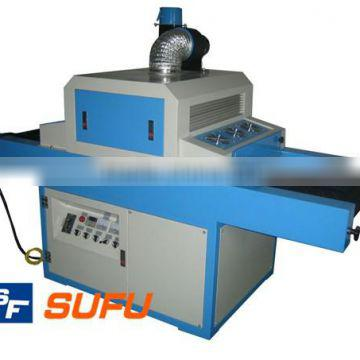 UV Curing machine ,Good performance Screen Printing UV Curing Machine with 2 UV lamps