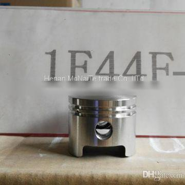high quality piston assy,including rings pins for 1E44F-5 engine,52CC brush cutter 52CC earth augers