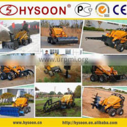 High quality ce certification mini loader attachment
