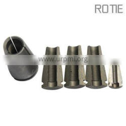 ASTM 1045 precision machining spaces&centering pieces for mining