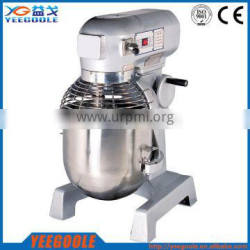 Stainless steel stand mixer,planetary mixer,blender for bakery