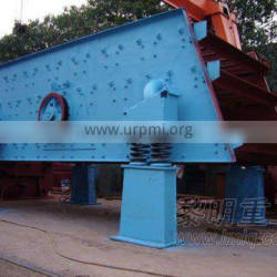 good quality vibrating screen for sand making line