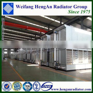 Evaporator Condenser System Closed Water Cooling Tower from WEIFANG HENGAN
