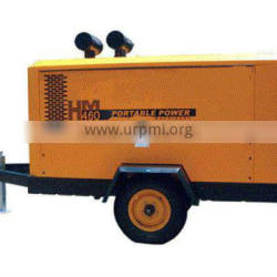 Portable and Nice apperance v belt air compressor HM460-14 Made in China