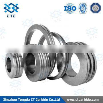 Hot selling lmm sintered carbide guide roller made in China