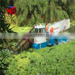China Supplier Aquatic Weed Harvester, Water Hyacinth Harvester Price