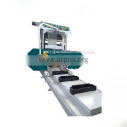 Easy Operating Horizontal Wood Band Saw Diesel Engine Portable Sawmill For Logs